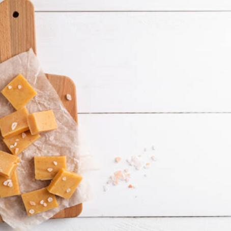 Beth's Healthy Vegan Pumpkin Fudge