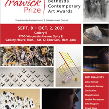 Trawick Prize 2021 Finalists Exhibition