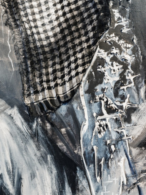 The Muslim (detail)