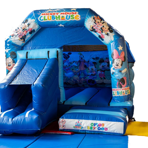 Mickey Mouse Blue Slide - £65