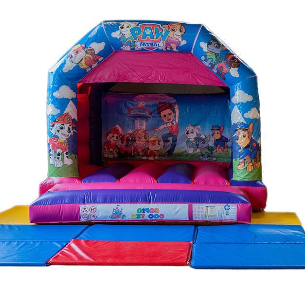 Pawpatrol Theme Pink - £60