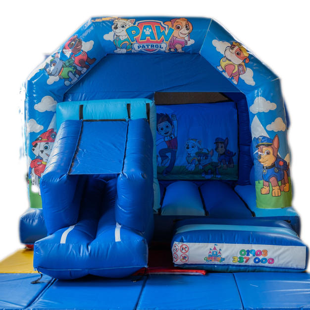 Pawpatrol Blue slide - £65