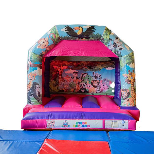 Jungle Theme Pink - £60