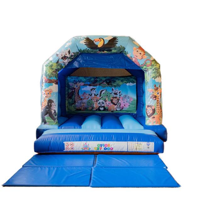 Jungle Theme Blue - £60