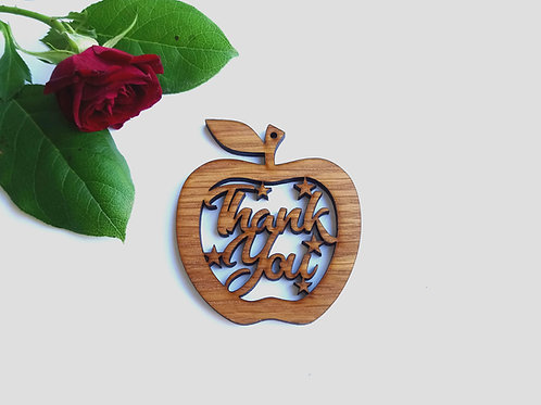 Thank You Tags - Oak Apple Teacher Gift Tags