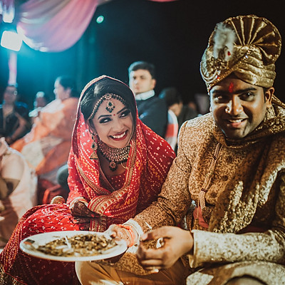 Saumya Weds Aditya