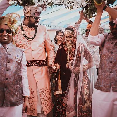 Upasna Weds Anurag
