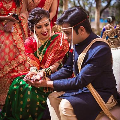 Rohini Weds Mukesh