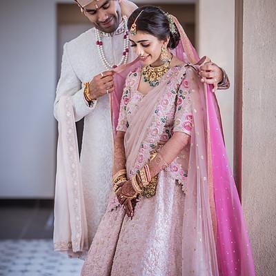 Krutika Weds Deepak