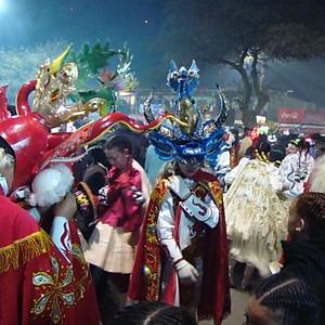 Fiesta de la Tirana -- Tarapacá, Chile