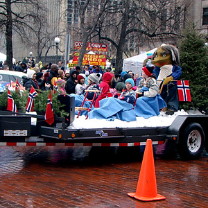 Saint Paul Winter Carnival - St. Paul, Minnesota