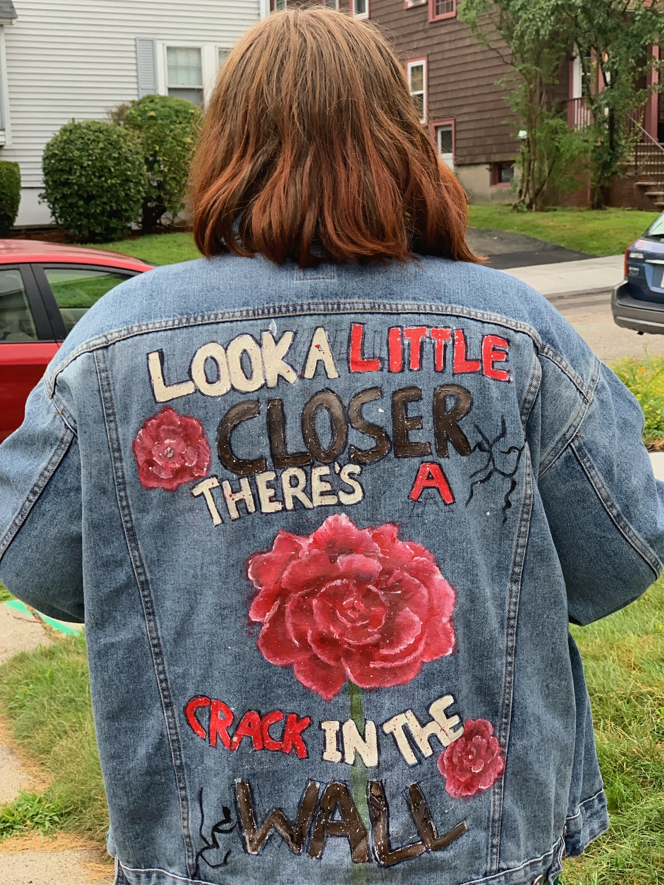 Hadestown Jean Jacket