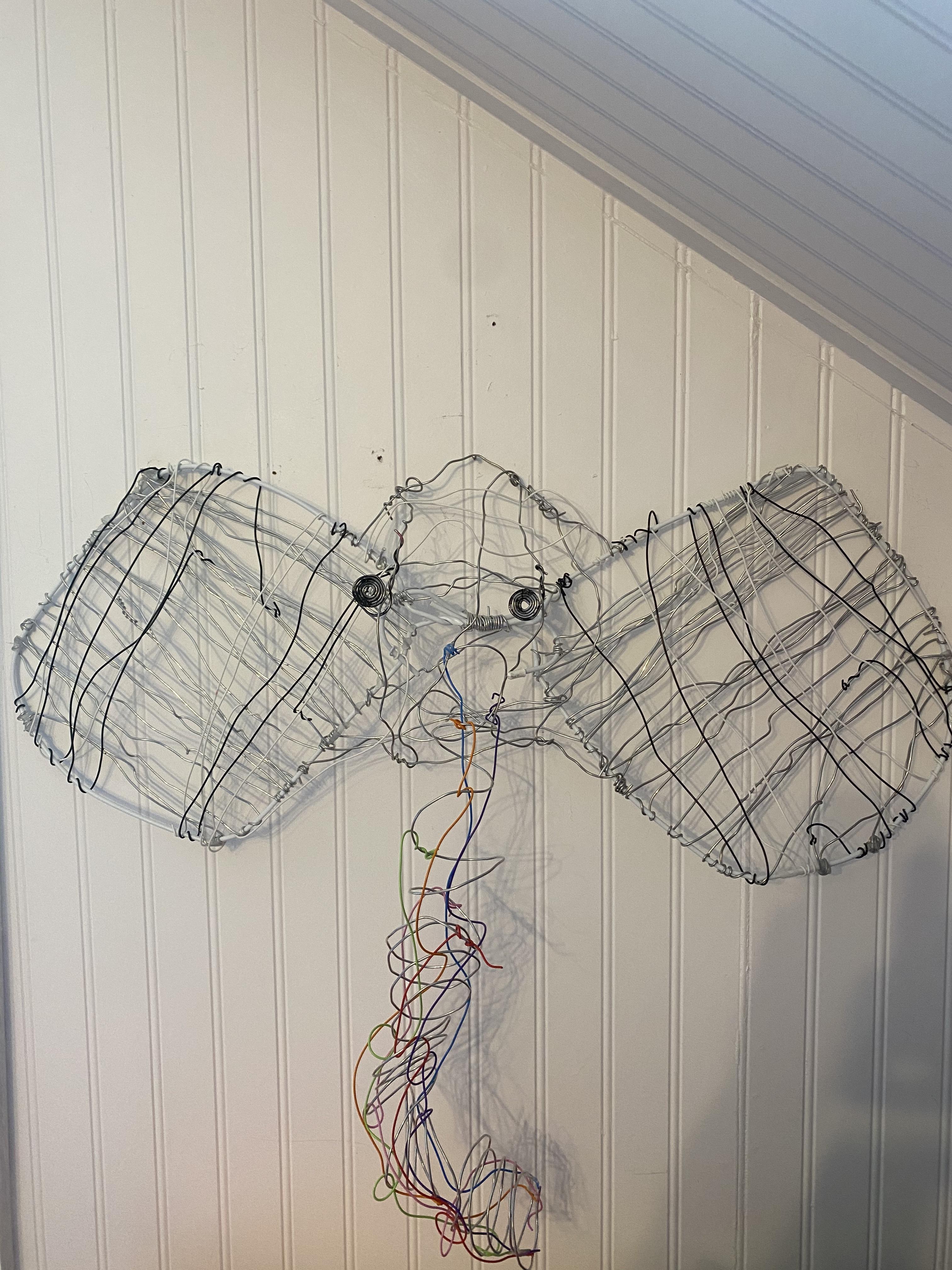 Wire Elephant