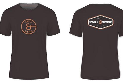 Swill and Swine BBQ T-Shirt