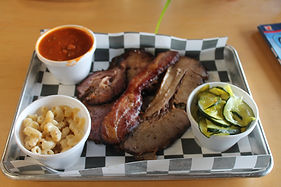 brisket, pork belly & pastrami