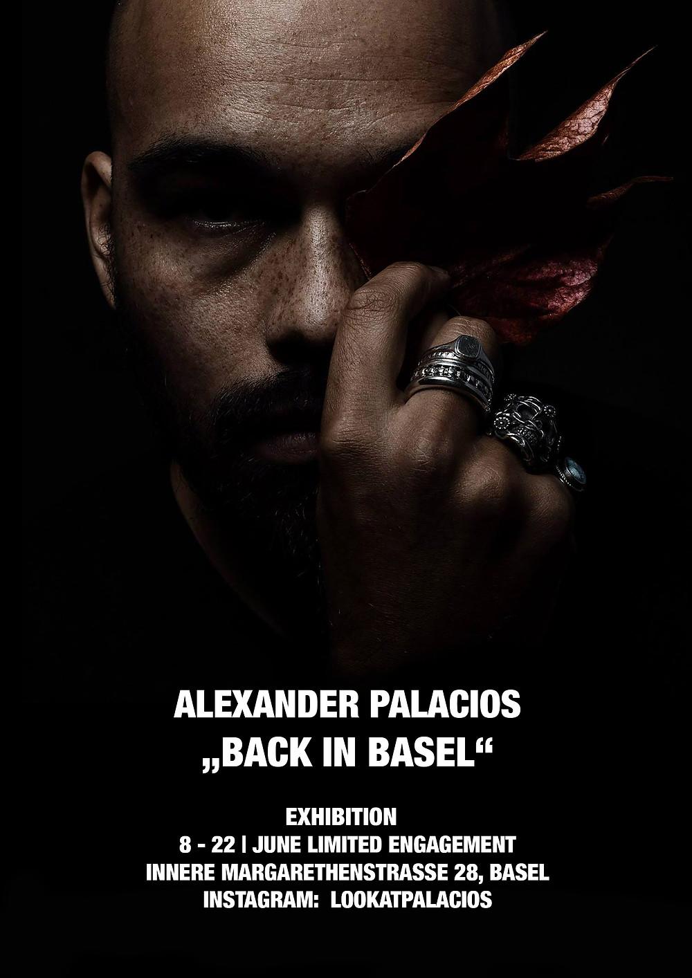 Back in Basel Alexander Palacios