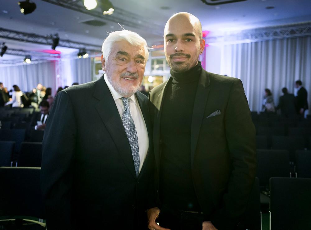 Mario Adorf & Alexander Palacios