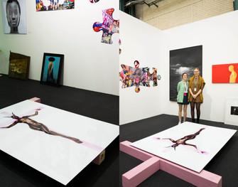 Kunst15 Zürich mit Degen Gallery