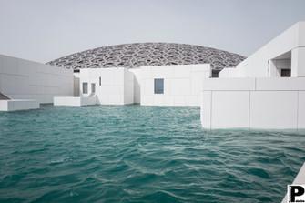 """Abu Dhabi Louvre, """"Ein Ort der Inspiration"""""""