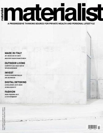 """Art Invest """"materialist"""""""