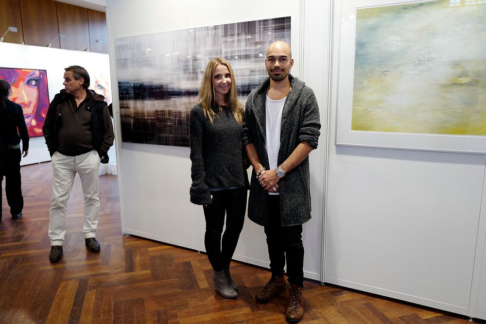 Ina Dederer und Alexander Palacios