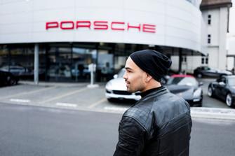 Alexander Palacios meets Porsche