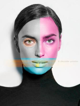 Irina Shayk by Alexander Palacios