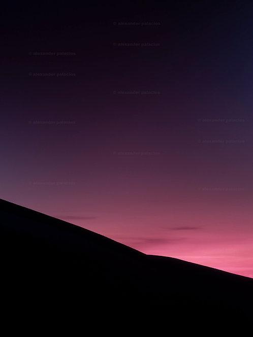 Nightscape (purple rain)