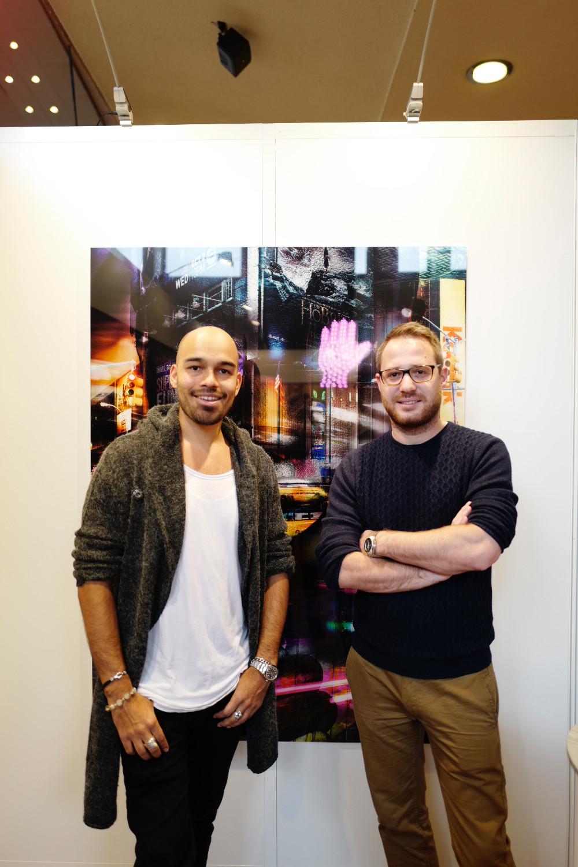 Alexander Palacios und Ulrich Theilmann