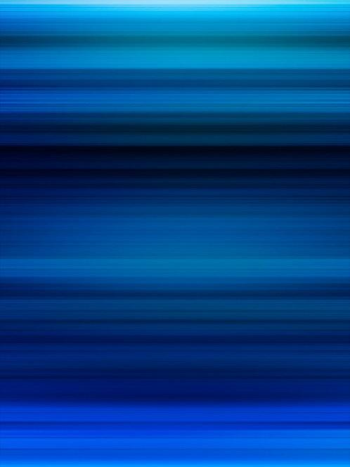 Blaue Ebenen