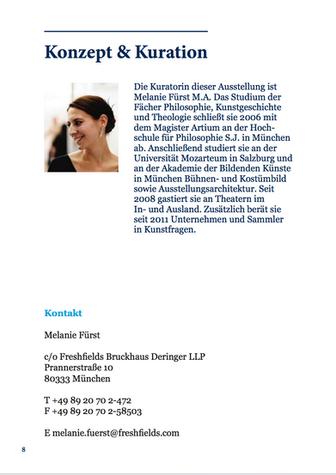 Nächste Ausstellung in München