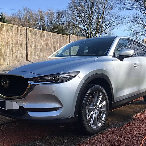 New 19 plate Mazda CX5 with a synthetic