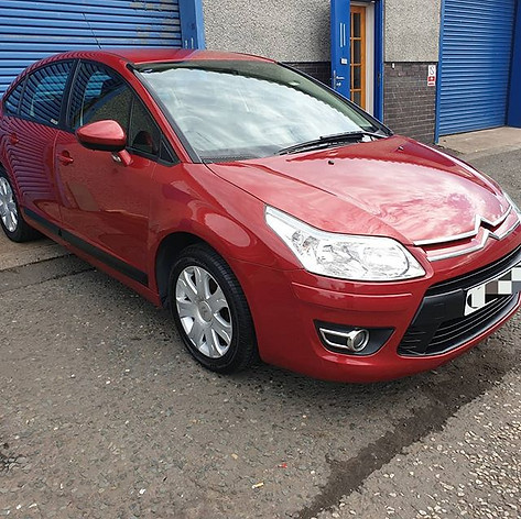 Citreon C4 in for the Smart Protection d