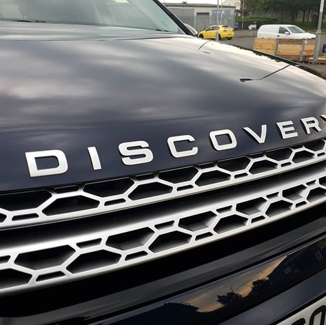Land Rover Discovery Sport received a mi