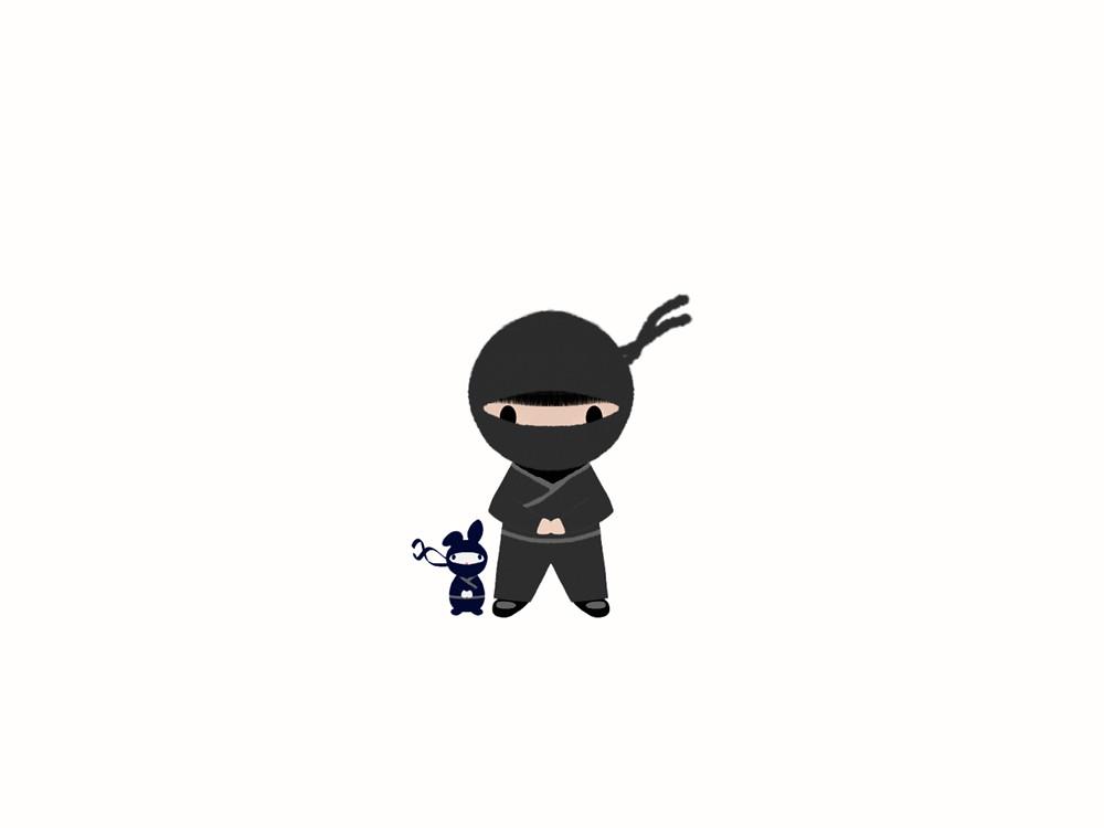 Ninjas of Lilac Mae