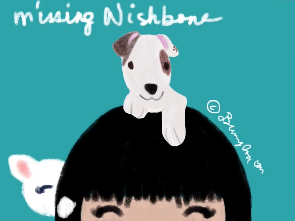 We miss you, Wishbone!