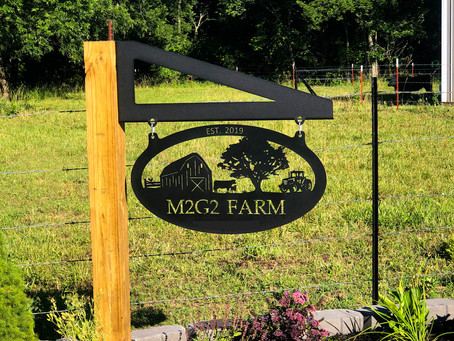 Life on the Funny Farm: The Blog Begins