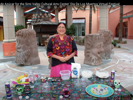 Follow Along With The Día De Los Muertos Workshops With These Virtual Guides