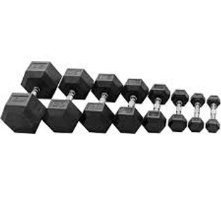 Hex Dumbbell Sets | Dispatch March
