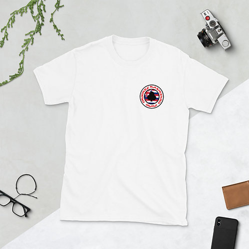 Short-Sleeve OKO White T-Shirt