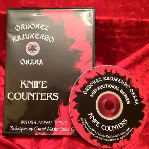 OKO Knife Counters (No More DVDs)