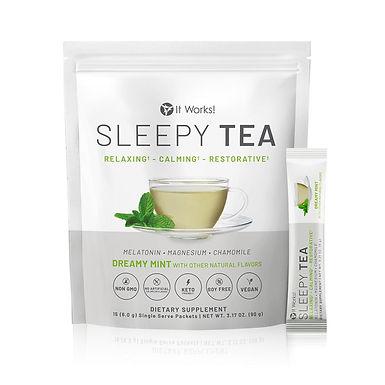 Sleepy Tea