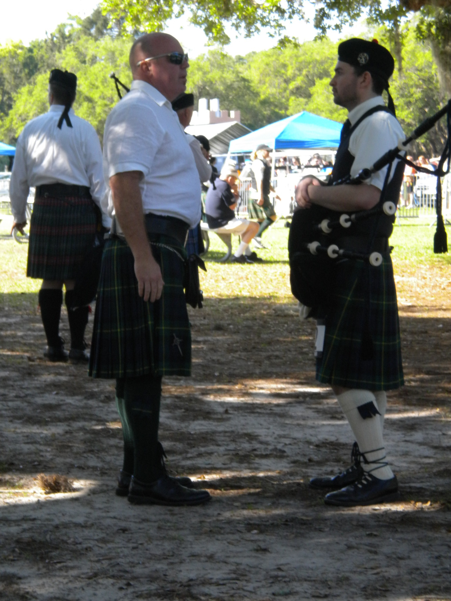 Dunedin highland games