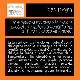 disautonomia