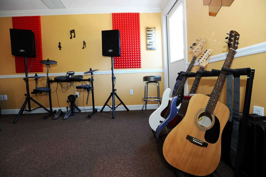 The Pop Music Academy is a pop music school in Springdale which even has its own recording studio.