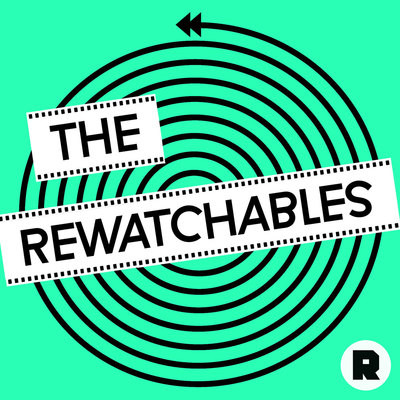 the rewatchables podcast logo