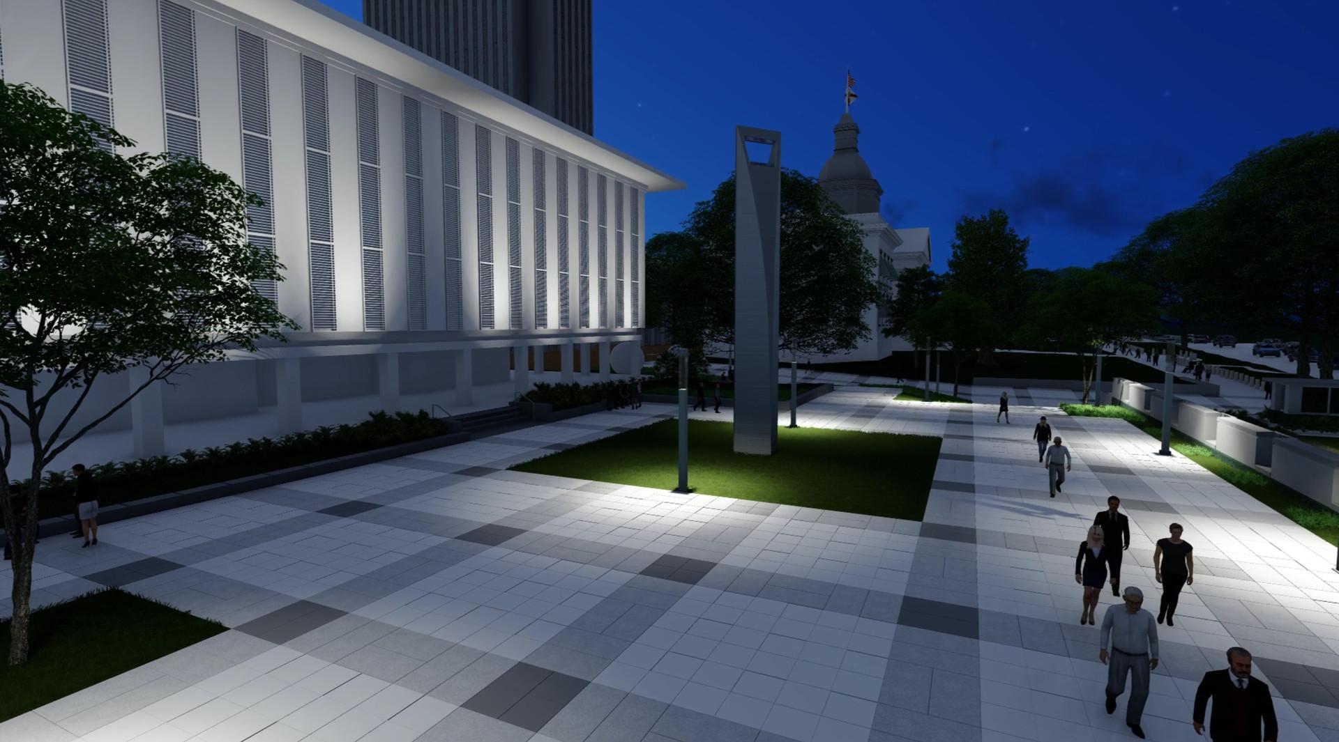 Florida Capitol Plaza