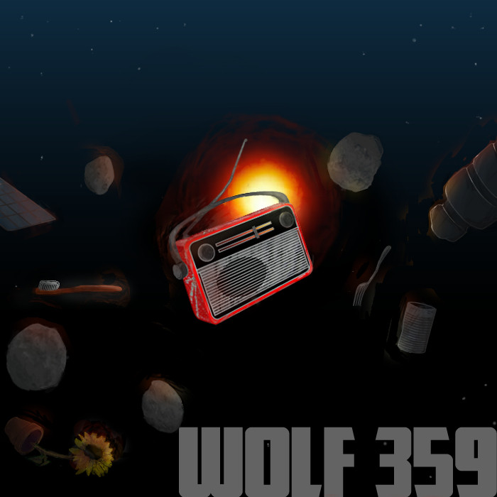 wolf 359 podcast logo