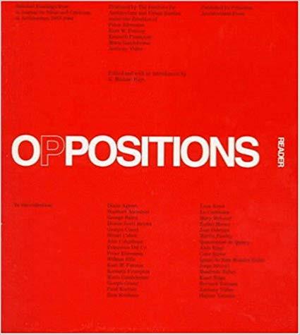 oppositions reader