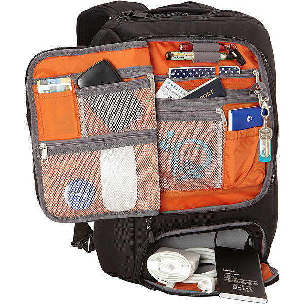 Ebags slim laptop backpack